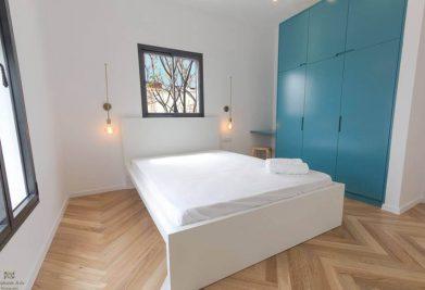 פרוייקט ביירון 5 פרקט לחדר שינה