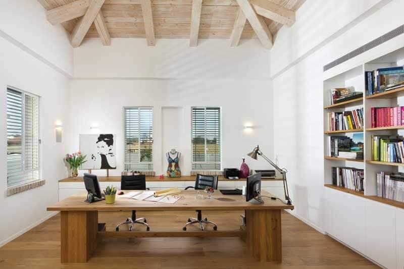 פרקט למשרד ולסביבת העבודה
