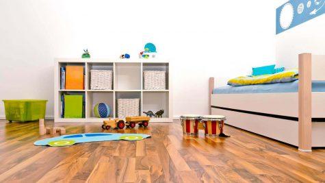 איזה צבע פרקט מומלץ לחדר ילדים?