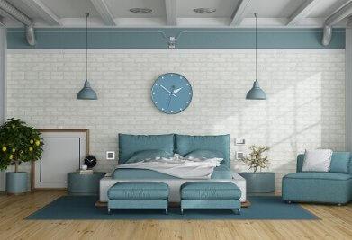 פרקטים לחדר שינה מודרני